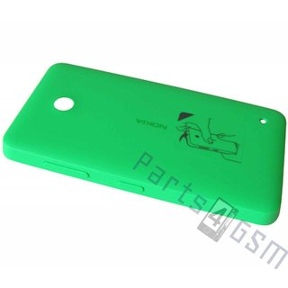 Nokia Lumia 630 Battery Cover, Green, 02506C5