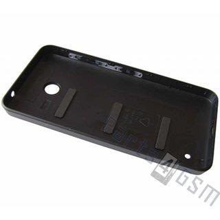 Nokia Lumia 630 Accudeksel, Zwart, 02505S5