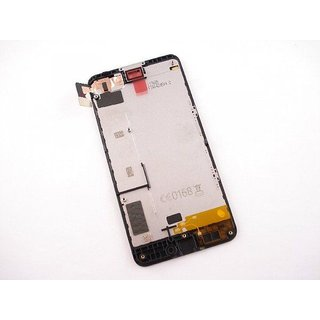 Nokia Lumia 630, 635 LCD Display Module Black 00812Q0
