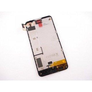 Nokia Lumia 630, 635 LCD Display Module Zwart 00812Q0