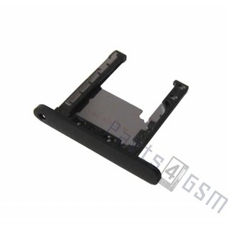 Nokia Lumia 720 Memory Card Tray Holder, Black, 0269D19