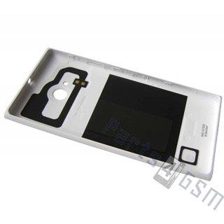 Nokia Lumia 730 Achterbehuizing, Wit, 02507Z7