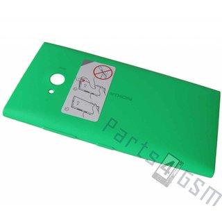 Nokia Lumia 735 Achterbehuizing, Groen, 02508B1