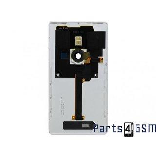 Nokia Lumia 925 Back Cover, White, 00811C9; 00810B5
