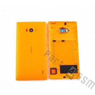 Nokia Lumia 930 Accudeksel, Oranje, 02507T9