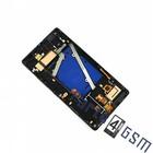 Nokia Lcd Display Module Lumia 930, Zwart, 00812K9