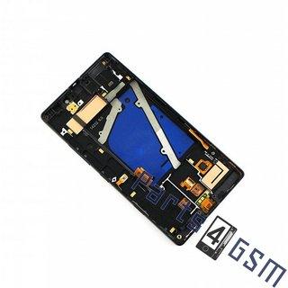 Nokia Lumia 930 Lcd Display Module, Zwart, 00812K9