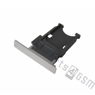 Nokia Lumia 930 Sim Card Tray Holder, Silver, 9520019