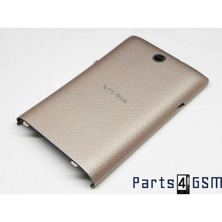 Sony Xperia E C1505, Dual C1605 Battery Cover Gold A/405-58570-0012