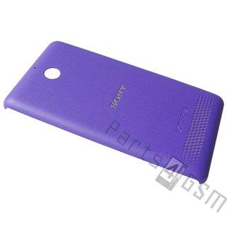 Sony Xperia E1 D2005 Battery Cover, Purple, A/405-58650-0004