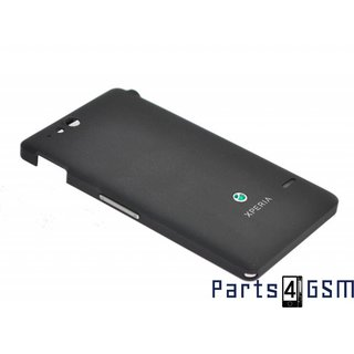Sony Xperia Go ST27i Battery Cover Black 1255-5117