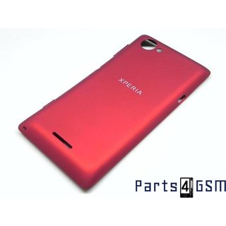 Sony Xperia L C2105 Battery Cover Red 251ASA7703W