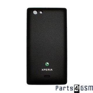 Sony Xperia Miro ST23i Battery Cover Black 1263-0211