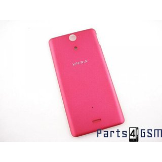 Sony Xperia V LT25i Battery Cover, Pink, 1267-4253