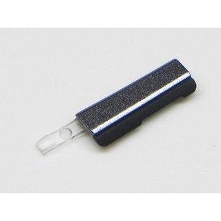 Sony Xperia V LT25i USB Behuizing, Zwart, 1262-1714