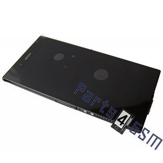 Sony Xperia Z Ultra Lcd Display Module, Zwart, 1275-5108