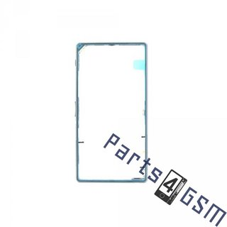 Sony Xperia Z1 (L39H C6903) Middle Cover, Black, 1272-0048