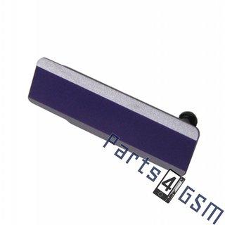 Sony Xperia Z1 (L39H C6903) USB Cover, Purple, 1274-9008