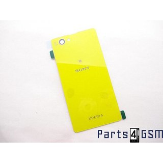 Sony Xperia Z1 Compact Accudeksel, Lime, 1276-8475