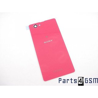 Sony Xperia Z1 Compact Battery Cover, Pink, 1276-8473
