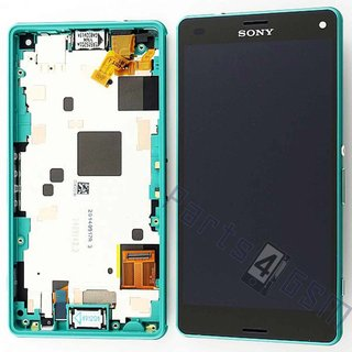 Sony Xperia Z3 Compact LCD Display Module, Green, 1289-2707