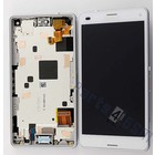 Sony LCD Display Module Xperia Z3 Compact, White, 1289-2680