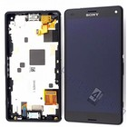 Sony Lcd Display Module Xperia Z3 Compact, Zwart, 1289-2667