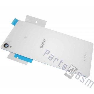 Sony Xperia Z3 Battery Cover, White, 1288-7840
