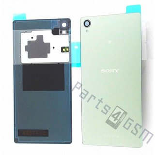 Sony Xperia Z3 Battery Cover, ZilverGroen, 1288-7880