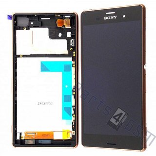 Sony Xperia Z3 Lcd Display Module, Koper, 1290-6076