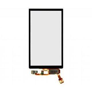Sony Ericsson Xperia neo Digitizer Touch Panel Outer Glass 1238-0863 Black