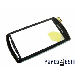 Sony Ericsson Xperia Play R800i Touchscreen Display + Frame Black 1247-2434