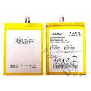 Alcatel Battery, TLp020C2, 2000mAh, CAC2000012C2