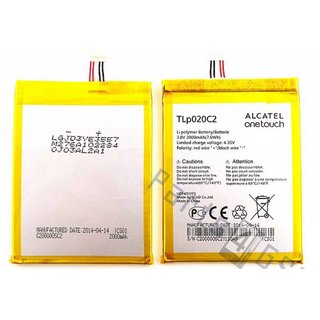 Alcatel OT-6040 One Touch Idol X Battery, CAC2000012C2, 2000 mAh