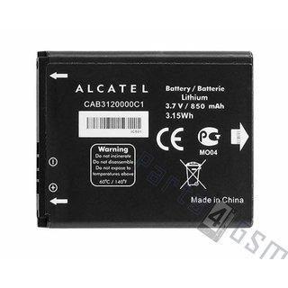 Alcatel Akku, CAB3120000C1, 850mAh, CAB3120000C1