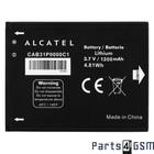 Alcatel Battery, CAB31P000C1, 1300mAh, CAB31P0000C1
