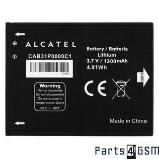 Alcatel Akku, CAB31P000C1, 1300mAh, CAB31P0000C1
