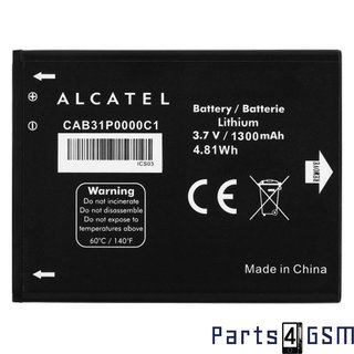 Alcatel CAB31P0000C1 Battery OT-990 1300mAH
