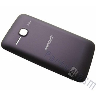 Alcatel OT-5020D (One Touch M'Pop) Battery Cover, Aubergine, BCJ1740H10C0
