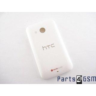HTC Desire 200 Battery Cover, White, 74H02478-00M