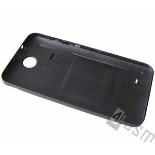 HTC Desire 300 Battery Cover, Black, 74H02606-00M