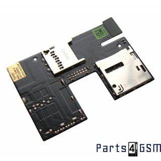 HTC Desire 300 Simkaartlezer, 51H20565-01M