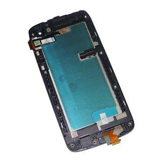 HTC Desire 500 Lcd Display Module, Zwart, 80H01613-00