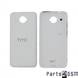 HTC Desire 601 Accudeksel, Wit, 74H02574-07M; 74H02574-14M