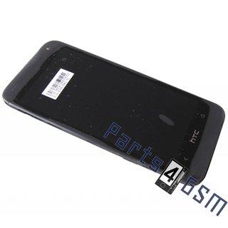 HTC Desire 601 LCD Display Module, Black, 80H01645-00