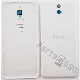 HTC Desire 610 Battery Cover, White, 74H02677-02M