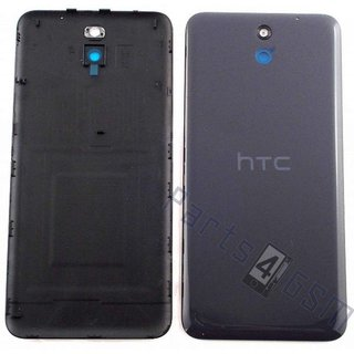 HTC Desire 610 Battery Cover, Black, 74H02677-01M