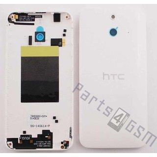 HTC One (E8) Back Cover, White, 74H02692-32M