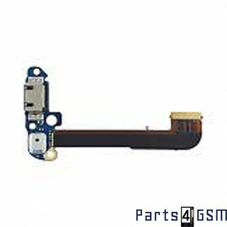 HTC One M7 Oplaadingang USB Poort Connector Flex 51H10208-00M
