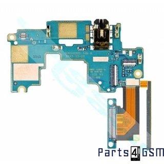HTC One M7 UI Board Boven incl. Audio Jack + Volume Flex 51H10209-09M
